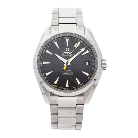 Pre-Owned Omega Watch Seamaster Aqua Terra 150m 15,000 Gauss 231.10.42.21.01.002