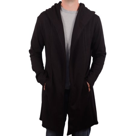 French Terry Hooded Jacket (Bleecker & Mercer French Terry Open Hooded Cardigan)