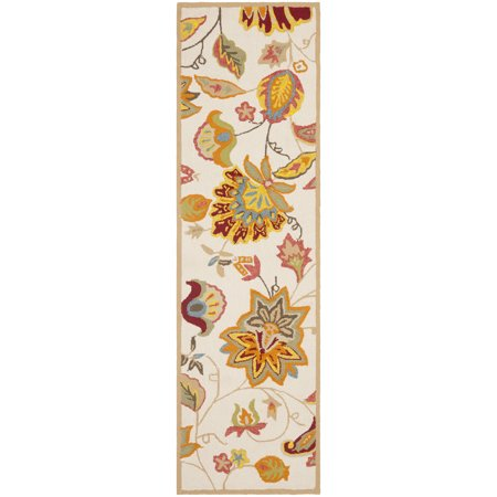 Floral Four - Safavieh Four Seasons Kaelee Floral Area Rug Or Runner
