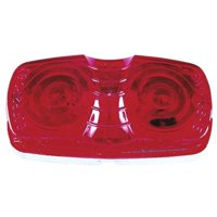 Peterson #V138R RED Double Clearan Light