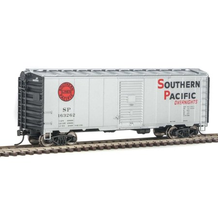 Walthers HO Scale 40' AAR 1944 Boxcar Southern Pacific/SP #163262 (Ho Southern Pacific Boxcar)