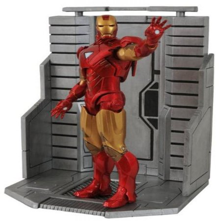 Marvel Select Avengers - Iron Man
