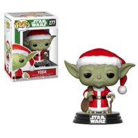 Funko POP - Star Wars - Holiday - Santa Yoda - Vinyl Collectible Figure