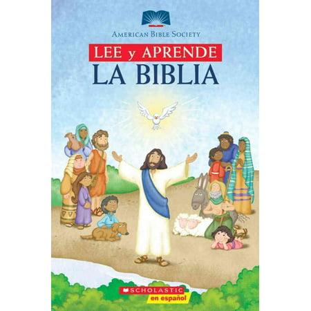 Leer Y Apprender  La Biblia   Spanish Language Edition Of Read And Learn Bible