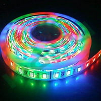 Lightahead IP65 300 LED Water Resistant Flexible Strip Light Kit - 16.4 feet (5 meter) Color Changing RGB LED Strip with Remote Control
