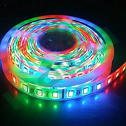 Led light strips lightahead ip65 300 led water resistant flexible strip light 164 feet 5 meter aloadofball Image collections
