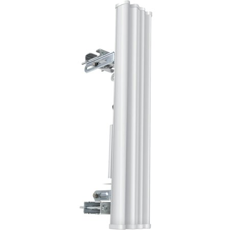 Ubiquiti 2x2 MIMO BaseStation Sector Antenna - Range - SHF - 5.15 GHz to 5.85 GHz - 20.3 dBi - Base StationSector