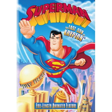 Superman: The Last Son of Krypton (DVD) (The Last Son Of Krypton Part 3)