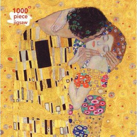 Klimt: The Kiss Jigsaw : 1000 Piece Jigsaw