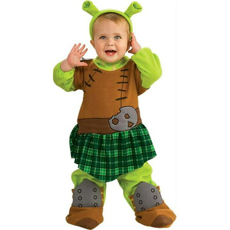 Costumes For All Occasions Ru885539N Shrek 4 Fiona Warrior - Halloween Shrek And Fiona
