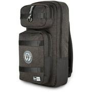 Philadelphia Union New Era Slim Tech Backpack - Heathered Black
