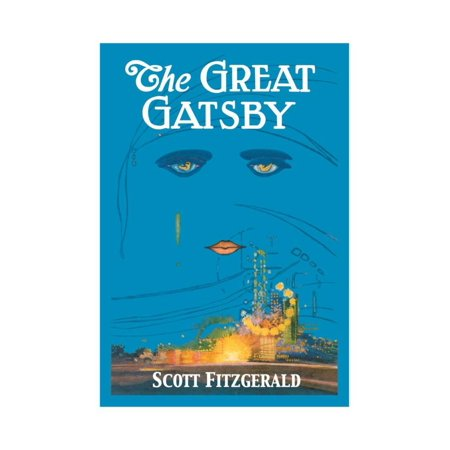 The Great Gatsby Print Wall Art By Francis Cugat - Great Gatsby Deco