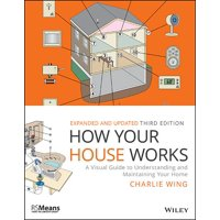 Rsmeans: How Your House Works: A Visual Guide to Understanding and Maintaining Your Home (Paperback)