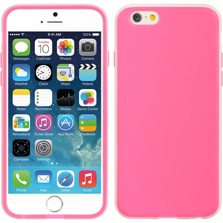 Crystal Skin Tpu Case (iPhone 6S case, iPhone 6 Case, by Insten Crystal Skin Tinted TPU Rubber Gel Case For Apple iPhone 6 / 6s )