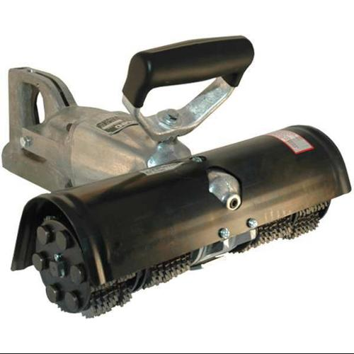 AURAND MP6E Air Powered Scarifier, 12 in., 3/4 HP
