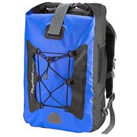 Phantom Aquatics Walrus 25 Premium Waterproof Backpack Dry Bag, Blue