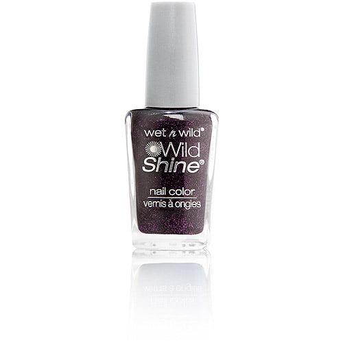 Wet n Wild Wild Shine Nail Color, Night Prowl, 0.43 fl oz