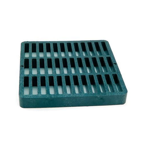 NDS 990 9x9 Green SQ Grate