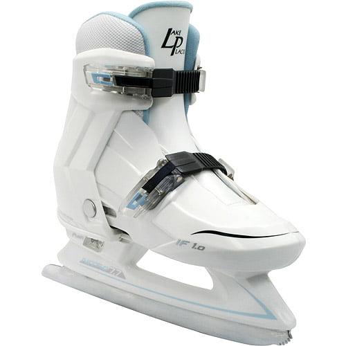Roller Derby Lake Placid Nitro Girl's Adjustable Ice Skate