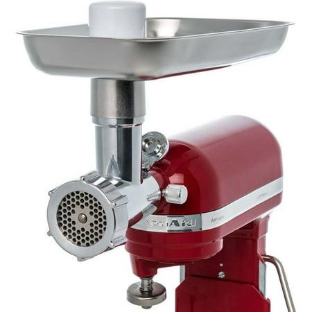 478100, Jupiter Metal Food Grinder fits Whirlpool KitchenAid Stand Mixer
