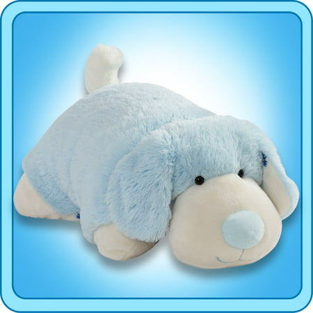 Authentic Pillow Pets Snowflake Dog Large 18