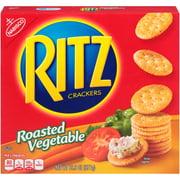 RITZ Roasted Vegetable Crackers, 13.3 oz