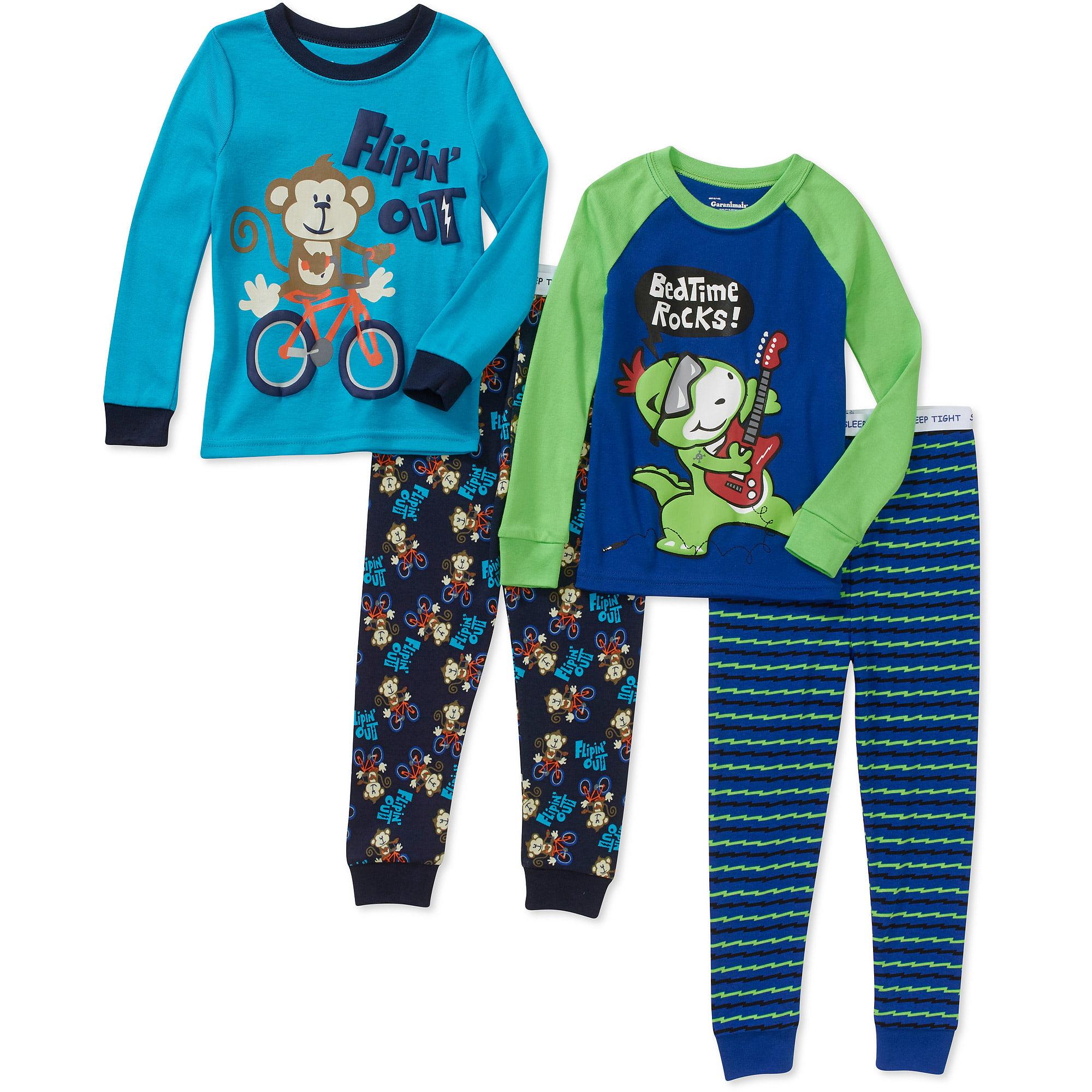 fd7e112c54 Garanimals - Baby Toddler Boy Cotton Tig - Walmart.com