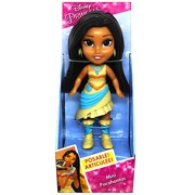"Pocahontas Mini Toddler Doll Disney Princess 3"""