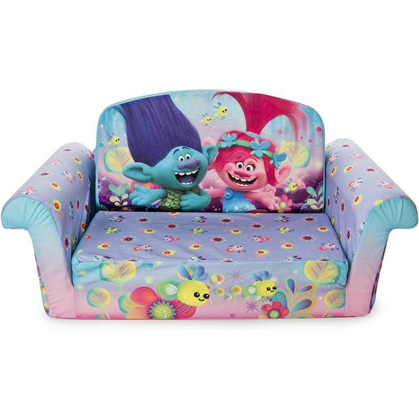 Marshmallow Furniture Children's 2 in 1 Flip Open ...