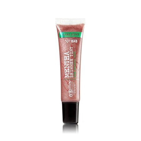 - C.O. Bigelow Mentha Shimmer Bare Mint No 1648 .5 oz Lip Gloss as sold by Bath & Body Works