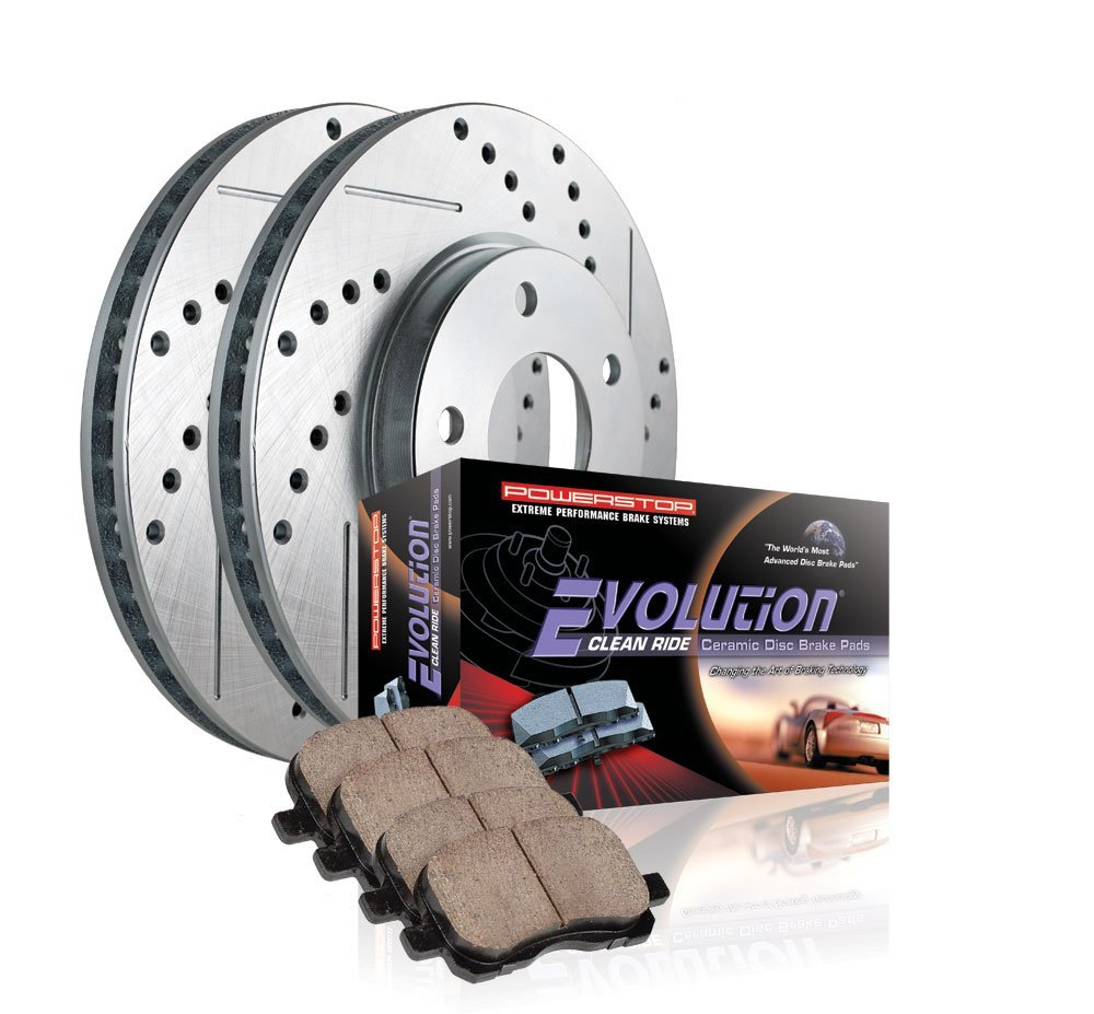 Power Stop K3073-36 1-Click Brake Kit Brake Kit