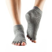 Grip Half Toe Ankle Fishnet Storm Size X-Small