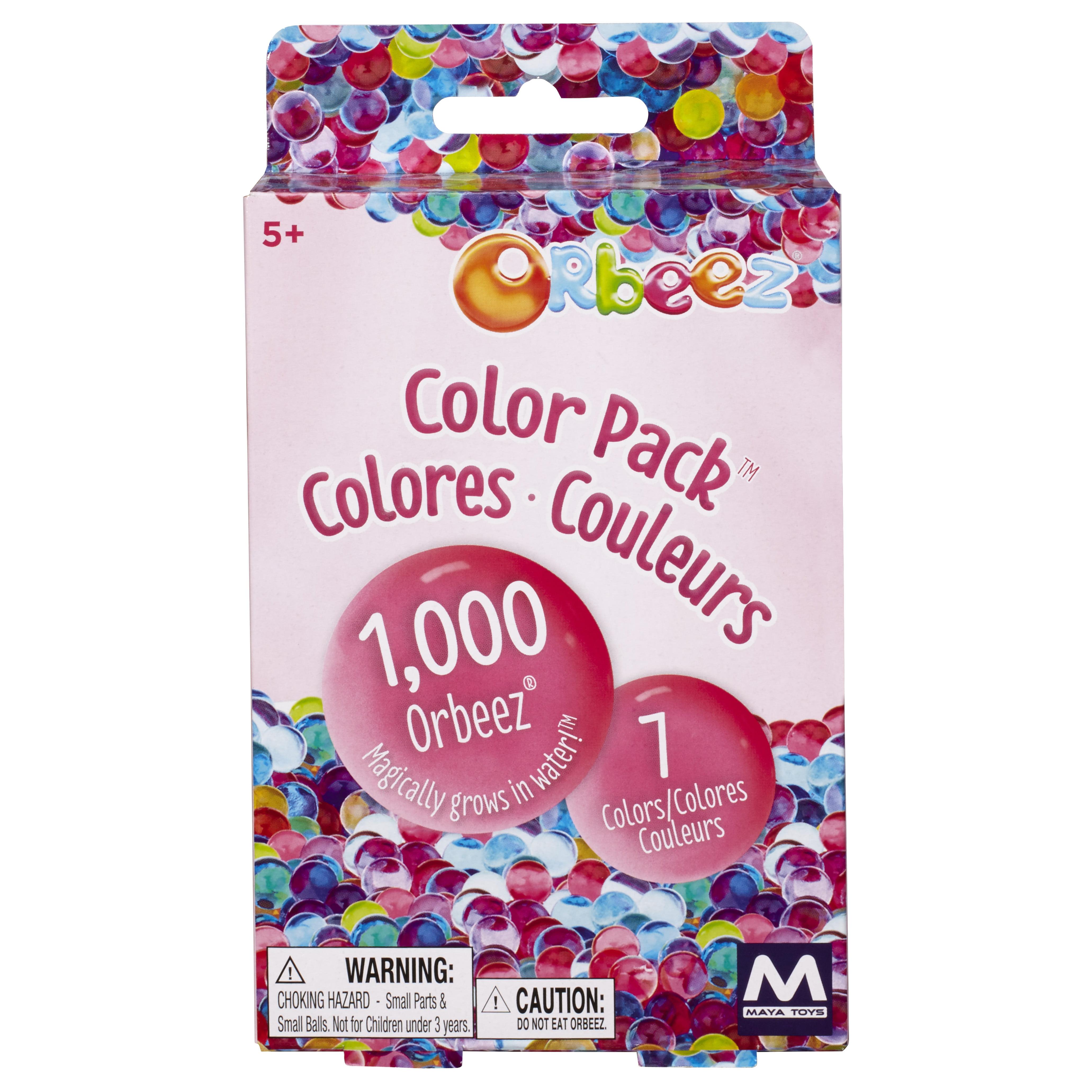 Orbeez Color Pack - Walmart.com