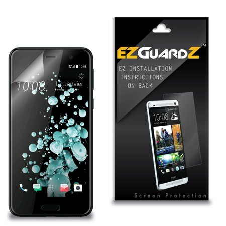 1 Pack Ezguardz Screen Protector For Htc U Play Ultra Clear