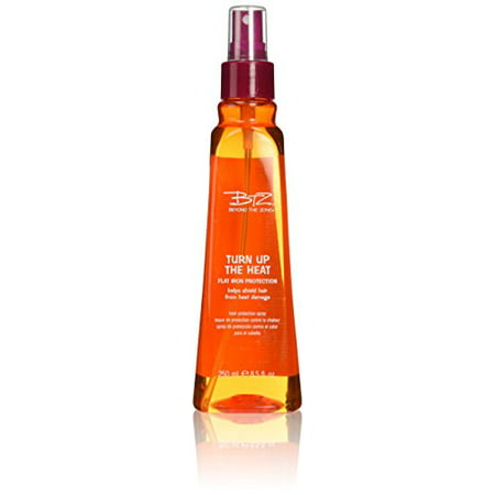 Best Heat Protection Spray 8.5 oz. Soft and Manageable Hair by Beyond The (Best Drugstore Heat Protection Spray)