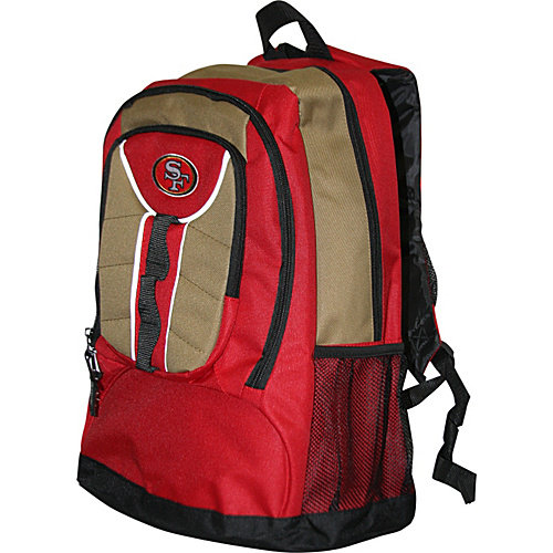 Concept One San Francisco 49ers Colossus Backpack