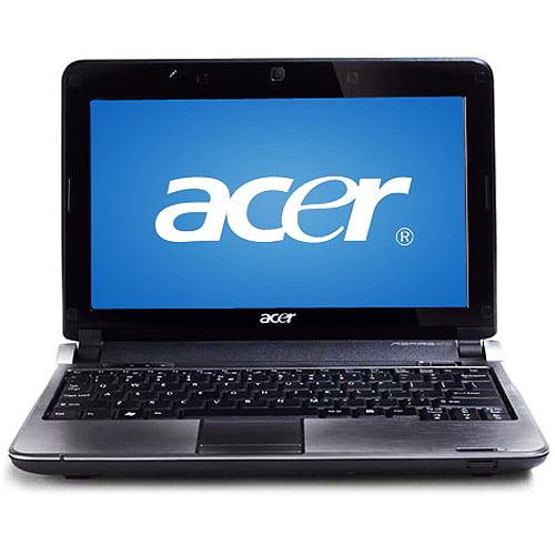 "Acer Black 10.1"" Aspire One AOD250-1151 Netbook with Intel Atom N270 Processor & Windows XP"
