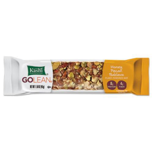 Keebler 10513 Golean Fiber & Protein Bars, Honey Pecan Baklava, 1.59 Oz Bar, 8 box by KEEBLER
