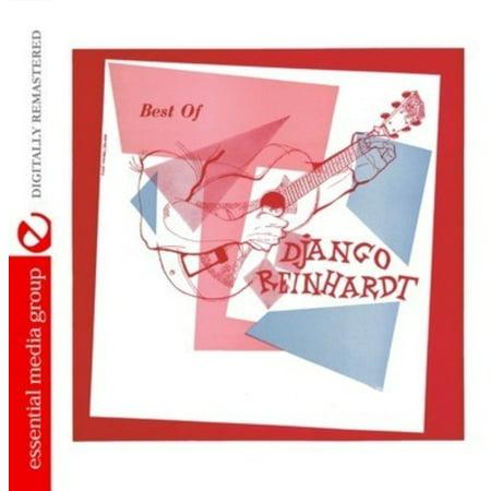 Best of Django Reinhardt (CD) (Django Reinhardt Best Of)