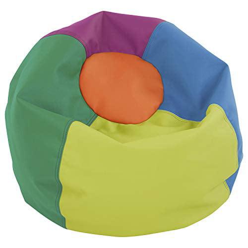 "FDP SoftScape Classic 26"" Junior Bean Bag Chair, Furniture for"