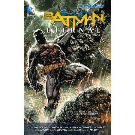 Batman Eternal Vol. 1 (The New 52) (Batman Eternal 1)