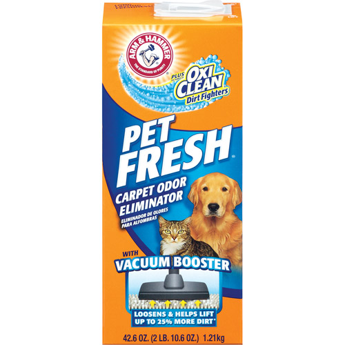 Arm Amp Hammer Pet Fresh Carpet Odor Eliminator Powder 42 6