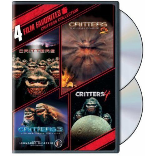Critters Collection: 4 Film Favorites (Widescreen)