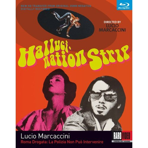 Hallucination Strip (Blu-ray)