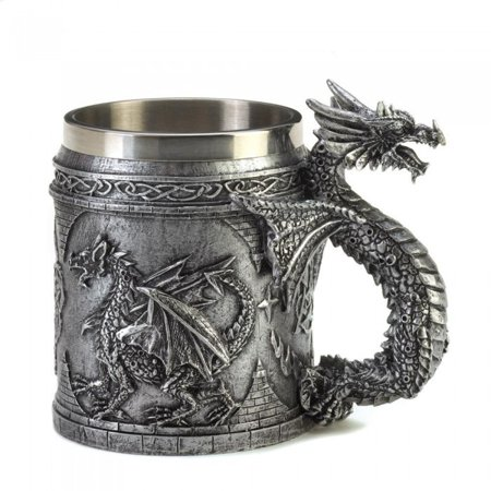 - SERPENTINE DRAGON MUG