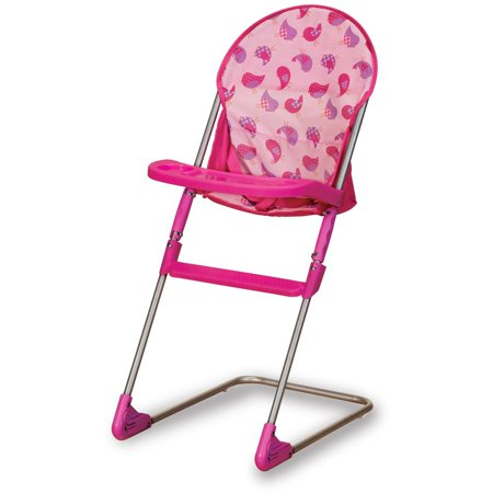 MSL Doll High Chair