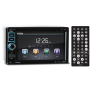 "Boss BV9368I 6.2"" Touch Detachable Double-DIN with USB/SD/AUX Inputs"