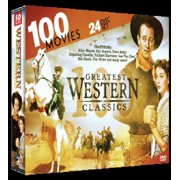 100 Greatest Western Classics by Mill Creek
