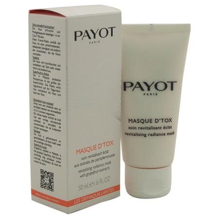 Payot Masque DTox Revitalising Radiance Mask - 1.6 oz (Masque Masks)