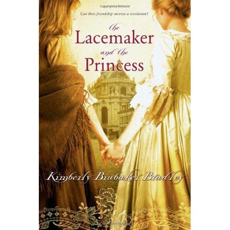 The Lacemaker and the Princess By Kimberly Brubaker Bradley - image 1 of 1